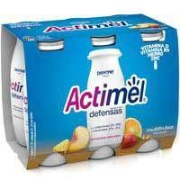 ACTIMEL LIQUID MULTIFRUTES 6X100ML