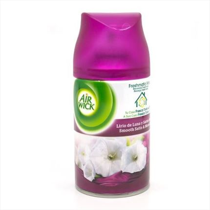 AIR WICK FRESHMATIC RECANVI LIRIO 250ML