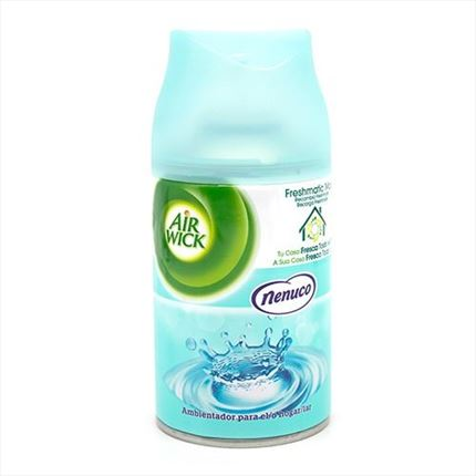 AIRWICK FRESH MATIC RECANVI NENUCO 250ML