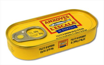 L`ESCALA FILET ANXOVA 30GR