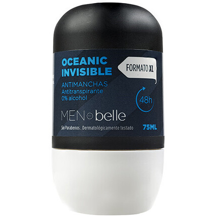 BELLE DEO INVISIBLE MEN ROLL-ON 75ML