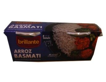 BRILLANTE ARROS 2X125G