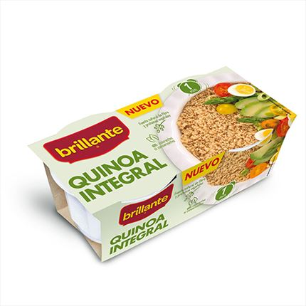BRILLANTE QUINOA INTEGRAL 2X125GR