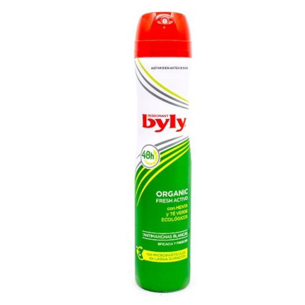 BYLY DESODORANT FRESH SPRAY 200ML