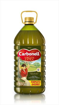 CARBONELL O.VERGE EXTRA 5L