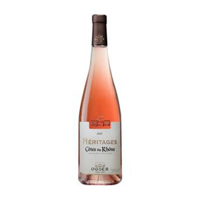 CDR ROSE HERITAGE 2010 75CL
