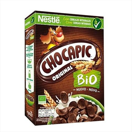 CHOCAPIC BIO CEREAL 330GR
