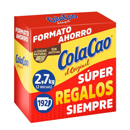COLA CAO + REGAL 2,7KG