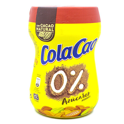 COLA CAO SOLUBLE 0% 300G