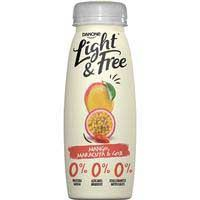 DANONE LIGHT&FREE DRINK MANGO F.PASSIO 250GR