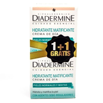 DIADERM CREME HIDRATANT PELL NORMAL 50ML