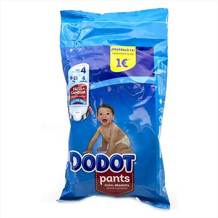 DODOT PANTS T4 PACK 5