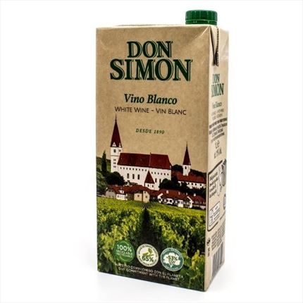 DON SIMON VI BLANC BRICK 1 L.