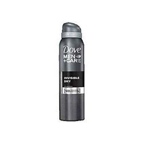 DOVE DEO MEN SPRAY INVISIBLE 200ML