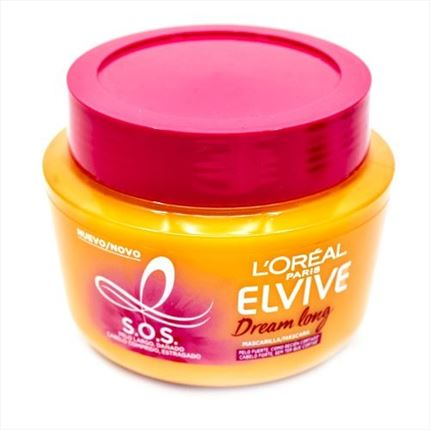 ELVIVE MASCARETA DREAM LONG 300ML