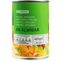 EROSKI COCTEL FRUITS 230GR