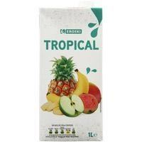 EROSKI SUC TROPICAL 1 L