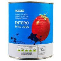 EROSKI TOM?QUET SENCER 480GR