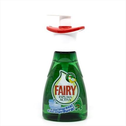 FAIRY ESCUMA ACTIVA 375ML