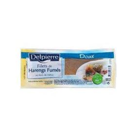 FILETS DE HARENGS DOUX 200G