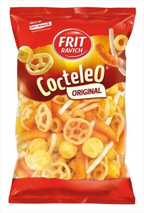 FRIT RAVIC COCTEL SNACK 120G