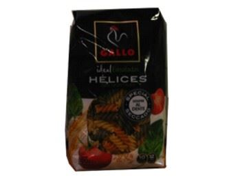 GALLO AMANIDES HELICES VEGETALS 500GR