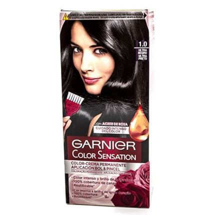 GARNIER COLOR SENSATION 1.0 ONYX