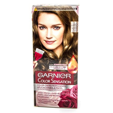 GARNIER COLOR SENSATION 6.0 DARK