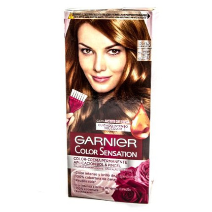 GARNIER COLOR SENSATION 6.35 CHIC