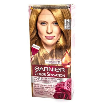 GARNIER COLOR SENSATION 7.3 GOLDEN