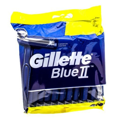 GILLETTE BLUE II 15+5