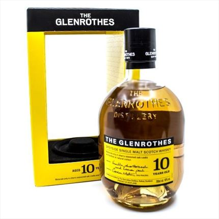GLENROTHES 10ANYS 70CL.