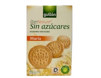 GULLON DIET NATURE MARIA 400G