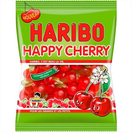 HARIBO HAPPY CHERRY 220G