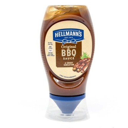 HELLMANN'S BARBACOA 250ML