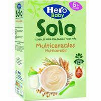 HERO BABY FARINETA MULTICEREAL 250GR