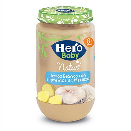 HERO BABY LLU? ARROS 250G