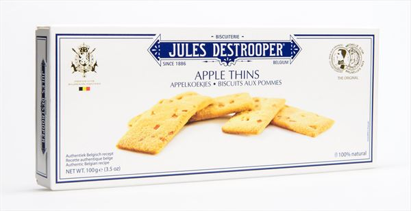 JULES D.CINNAMON THINS POMA 100GR