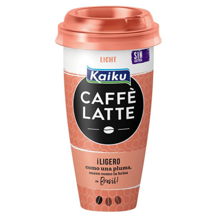 KAIKU CAFFE LATTE LIGHT 230ML