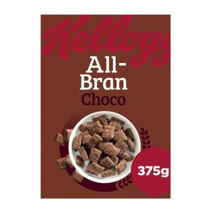 KELLOGG`S CEREALS ALL BRAN XOCO 375GR