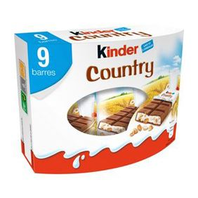 KINDER COUNTRY T9....