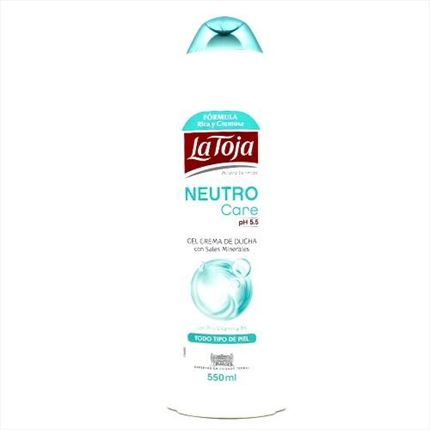 LA TOJA GEL CARE NEUTRE 650ML