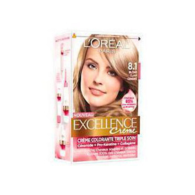 L'OREAL EXC TINT N?8.1