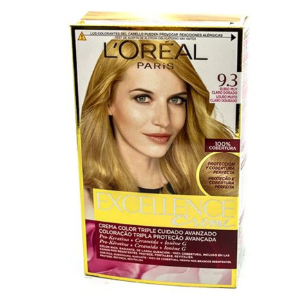 L'OREAL EXC TINT N?9.3