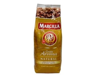 MARCILLA CAFE EN GRA NATURAL 500GR
