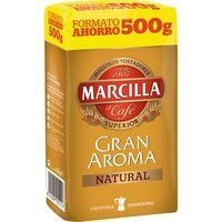 MARCILLA CAFE MOLT NATURAL 500G