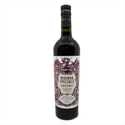 MARTINI VERMOUTH RUBINO 75CL