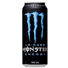 MONSTER ENER.DRINK LO-CARB 500CL.