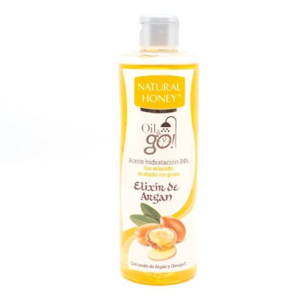 NATURAL HONEY OLI D'ARGAN 300ML