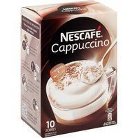 NESCAFE CAPUCCINO NATURAL X10